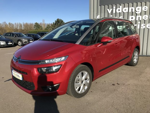 AddIsCar: Citroen Grand C4 Picasso