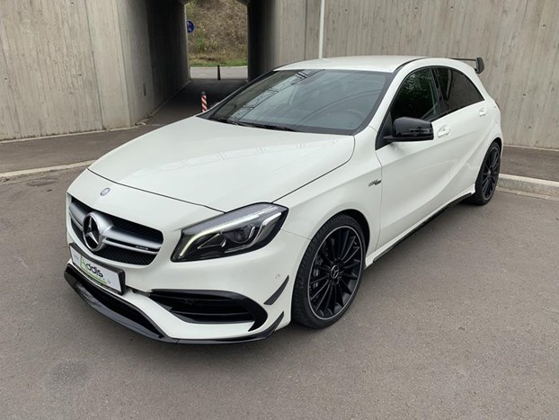 AddIsCar: Mercedes-Benz A 45 AMG