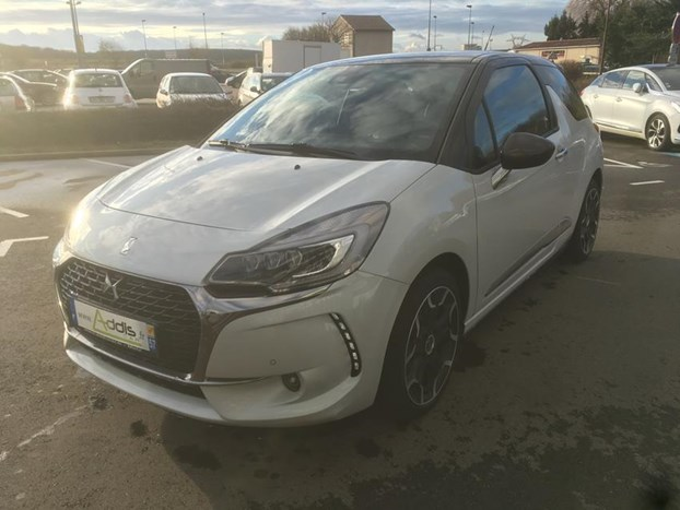 AddIsCar: Citroen DS3