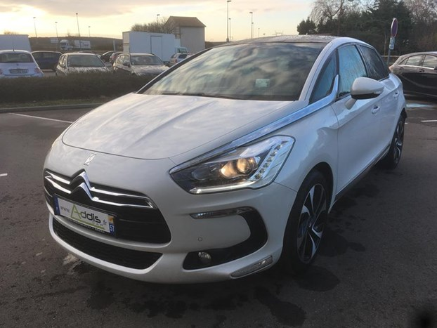 AddIsCar: Citroen DS5
