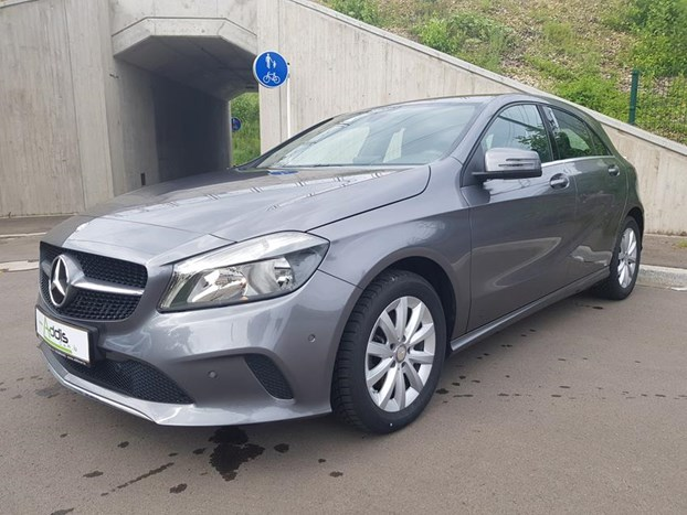 AddIsCar: Mercedes-Benz A 200